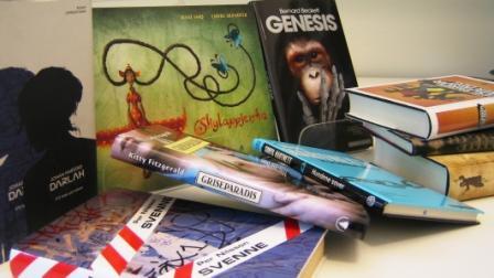 Lyst til å lære meir om samtidslitteratur for barn og unge? Ta vårt nye nettstudium! Søknadsfrist 1. juni