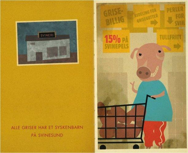 Ragnar Aalbu: Grundig om gris