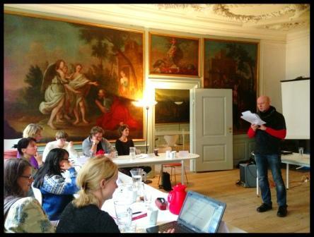 Studenttreff i København