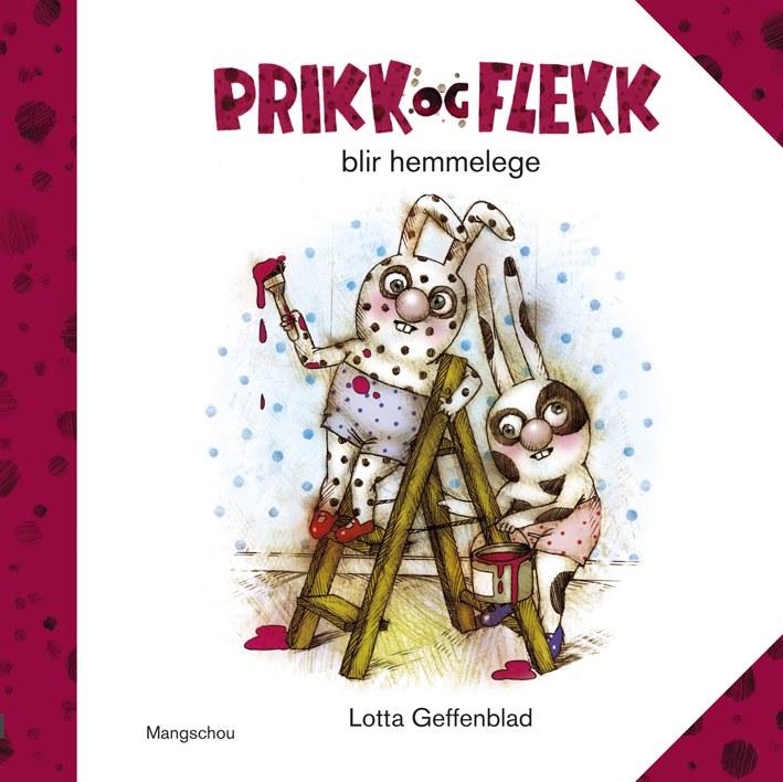 Geffenblad: Prikk og Flekk