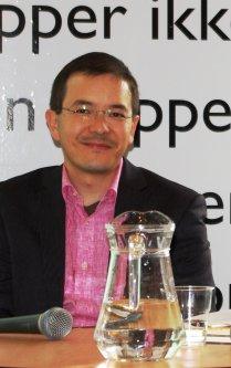 Shaun Tan på Lillehammer 2011